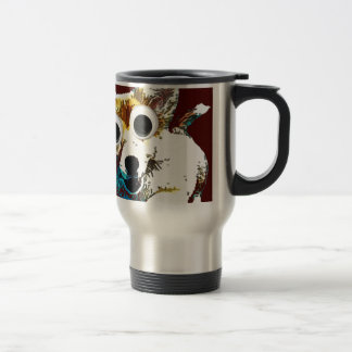 Puppy Eyes Travel Mug