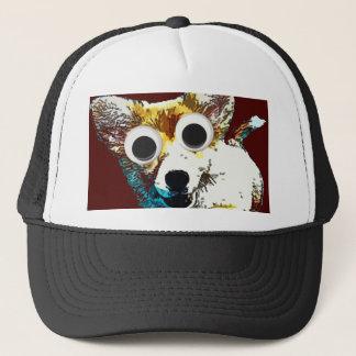 Puppy Eyes Trucker Hat