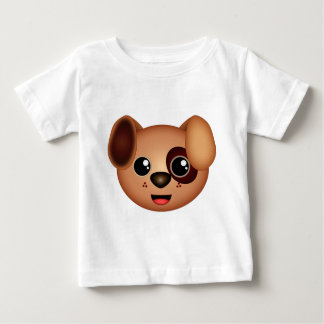 Puppy Face Baby T-Shirt