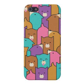 Puppy Friends - Gumdrop Case For iPhone SE/5/5s