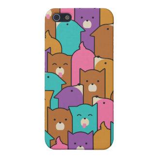 Puppy Friends - Gumdrop iPhone SE/5/5s Case