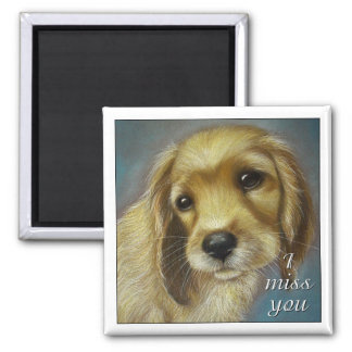 Puppy - I Miss You - Magnet