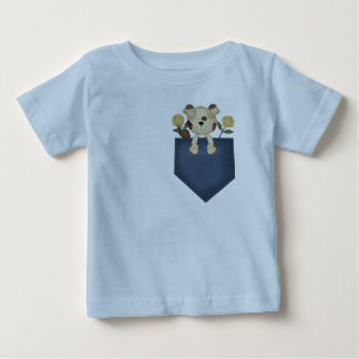 Puppy In A Pocket Baby T-Shirt