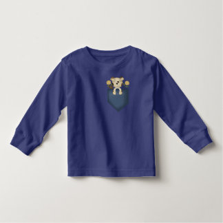 Puppy In A Pocket Toddler T-shirt