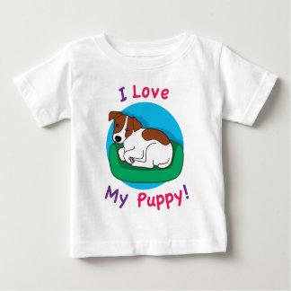 puppy infant t-shirt