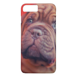 puppy iPhone 7 plus case