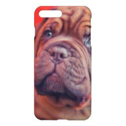 iPhone 7 Plus Case with Mastiff Phone Cases design