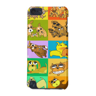 Puppy iPod Touch Speck Case