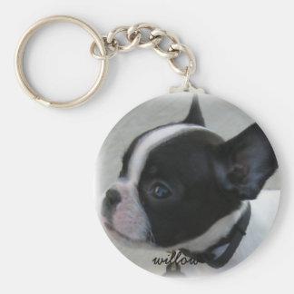 puppy key chain