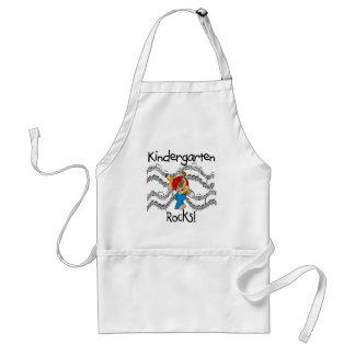 Puppy Kindergarten Rocks Tshirts and Gifts Apron