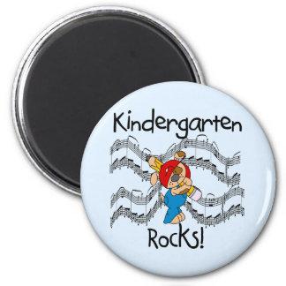 Puppy Kindergarten Rocks Tshirts and Gifts Magnet