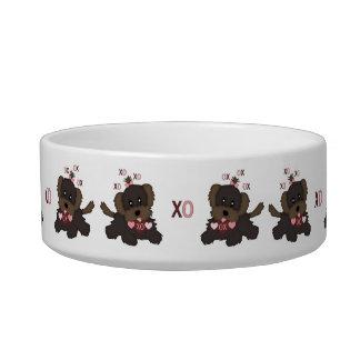 Puppy Kisses Bowl