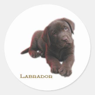 Puppy Lab Stickers