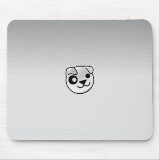 Puppy Linux Grey Mousepad
