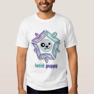 """Puppy Linux """"Lupu"""" t-shirt"""