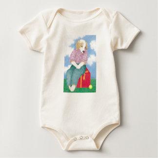 PUPPY LOVE BABY BODYSUIT