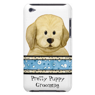 Puppy Love Brown Dog Paws Doggy Rescue Group Barely There iPod Covers