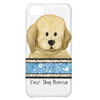 Puppy Love Brown Dog Paws Doggy Rescue Group iPhone 5C Covers