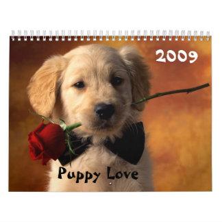 Puppy Love Calendar