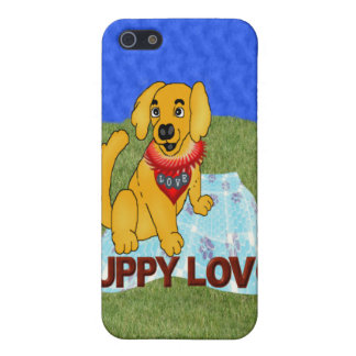 Puppy Love Cases For iPhone 5