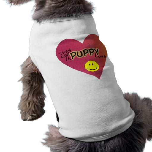 Puppy Love Clothing Dog T Shirt