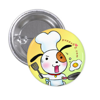 Puppy Love Cooking Button