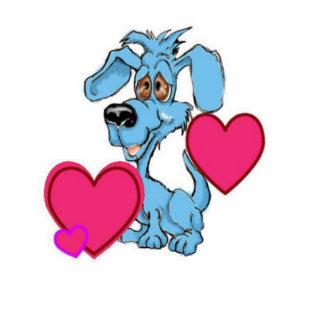 Puppy Love! Cutout