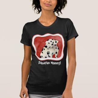 """Puppy Love,"" Dalmatian Puppy Art by Audrey Jeanne T-shirts"