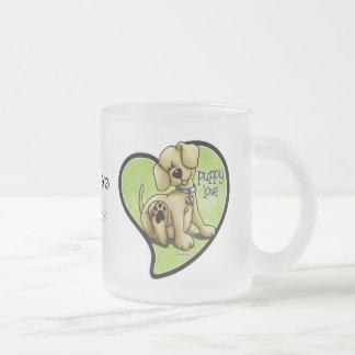 Puppy Love - Dog mug