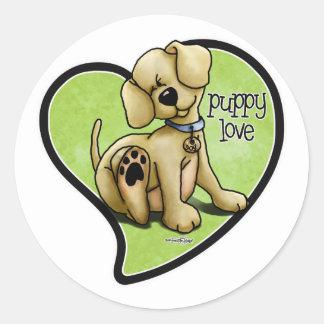Puppy Love - Dog stickers
