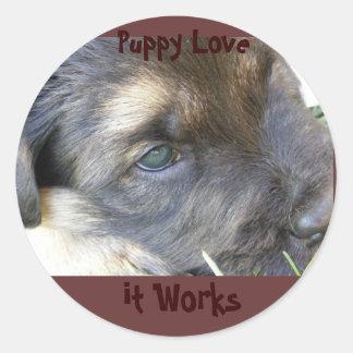 Puppy Love Envelope Seals