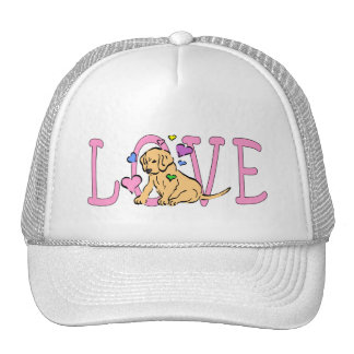 Puppy Love Hat