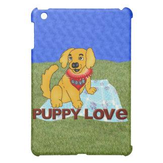 Puppy Love iPad Mini Cases