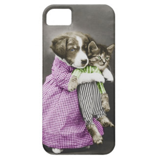 Puppy Love iPhone SE/5/5s Case