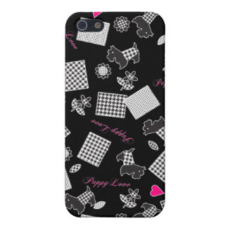 Puppy Love iPhone SE/5/5s Cover