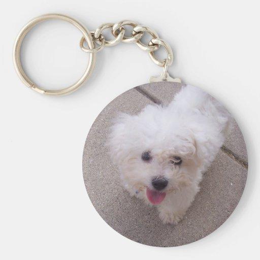 Puppy Love Keychain