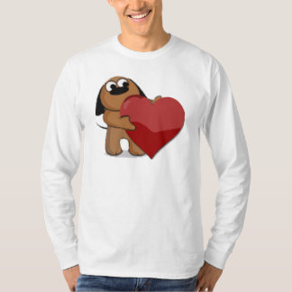 Puppy Love Long Sleeve T T-Shirt