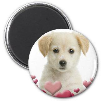 Puppy Love Magnet