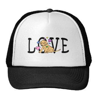 Puppy Love Mesh Hats