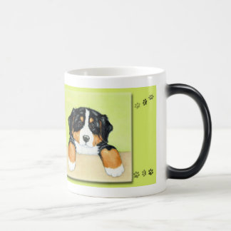 Puppy Love (morphing mug) Magic Mug