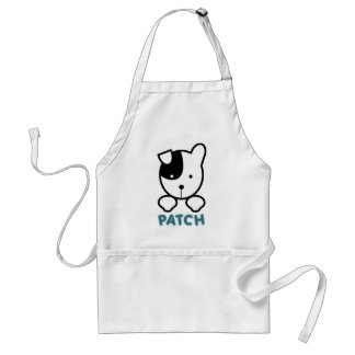 Puppy Love - PATCH Adult Apron