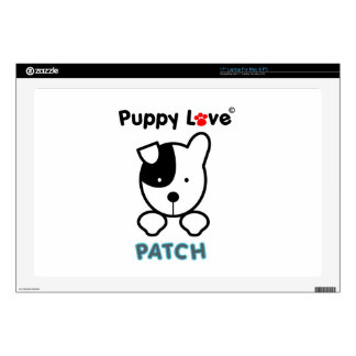 Puppy Love - PATCH Skins For Laptops