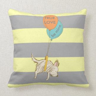 Puppy Love Pillow Talk