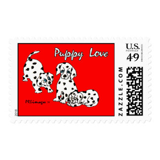 Puppy Love Postage
