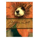 Puppy Love Postcards