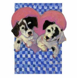 Puppy Love Sculpture