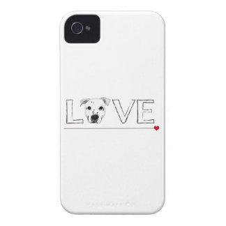 Puppy Love Text Art Case-Mate iPhone 4 Case