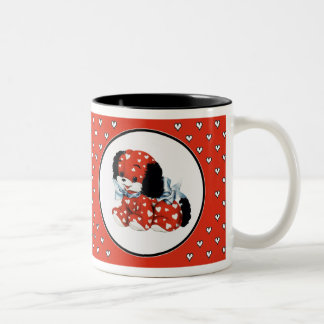 Puppy Love. Valentine´s Day Gift Mugs