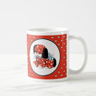 Puppy Love.Valentine´s Day Gift Coffee Mugs