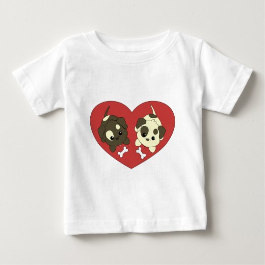 Puppy Loves Baby T-Shirt